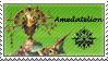 FFCC:TCB Amidatelion stamp by Dark-Desert-Rose