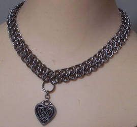 Chain maille GSG necklace