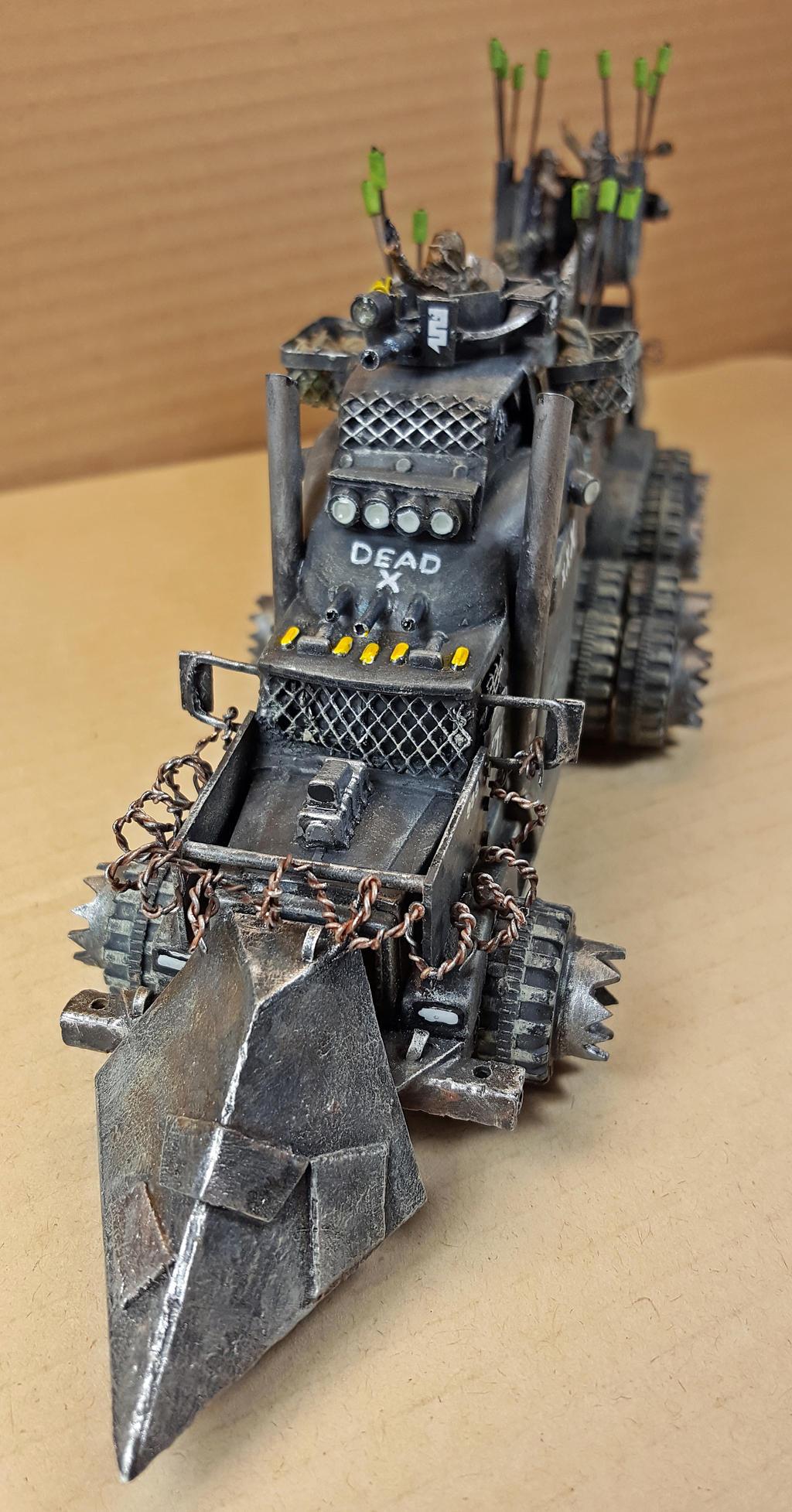 P/A Road Train Tractor/ Super Hauler/ 4 by billking