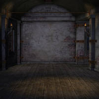 premade dark scene by indigodeep