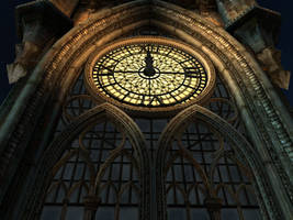 clock tower 3 by indigodeep