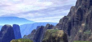 mountain background 5