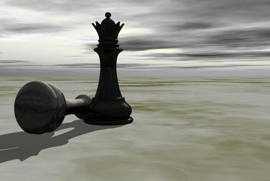 Chess background by indigodeep