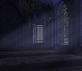 Baroque ballroom