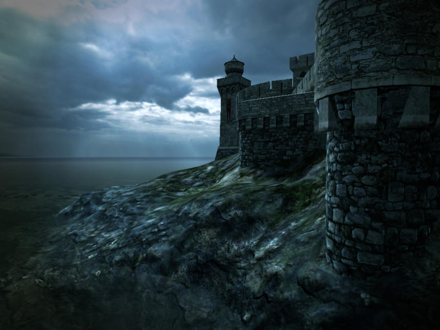 gothic castle 3 by - photo #3