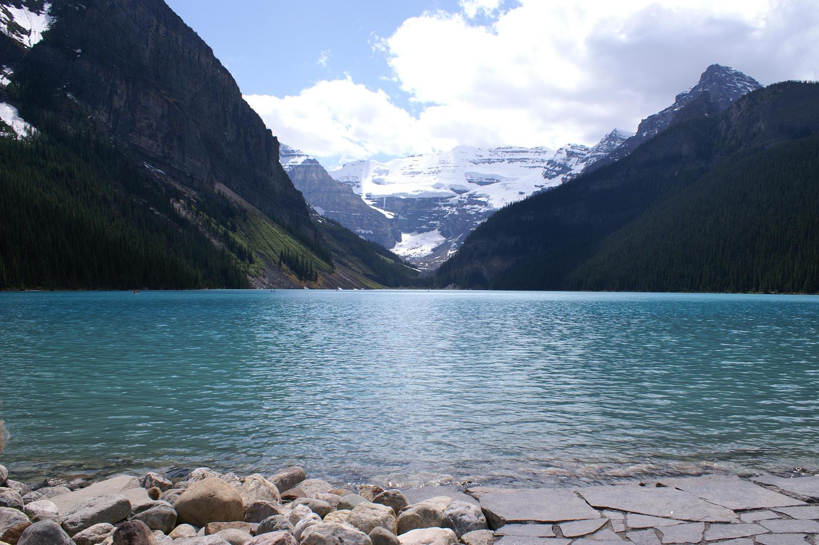Lake Louise, Canada by indigodeep