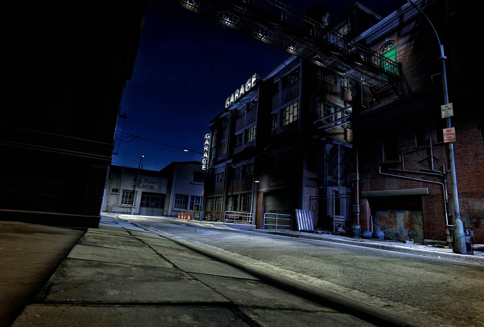 city streets 1 by indigodeep
