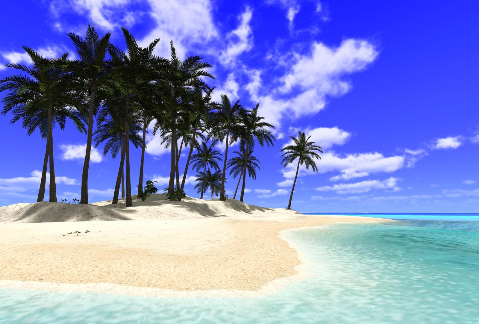 Http Indigodeep Deviantart Com Art Beachy Keen Premade Scene 256064509