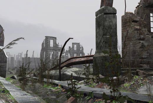 City ruins 1