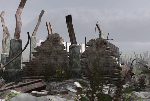 City ruins 6