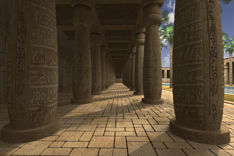 Egypt City 4 By Indigodeep On Deviantart