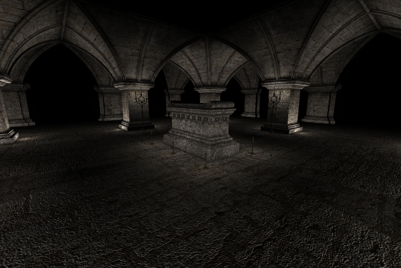 Crypt 1 by indigodeep