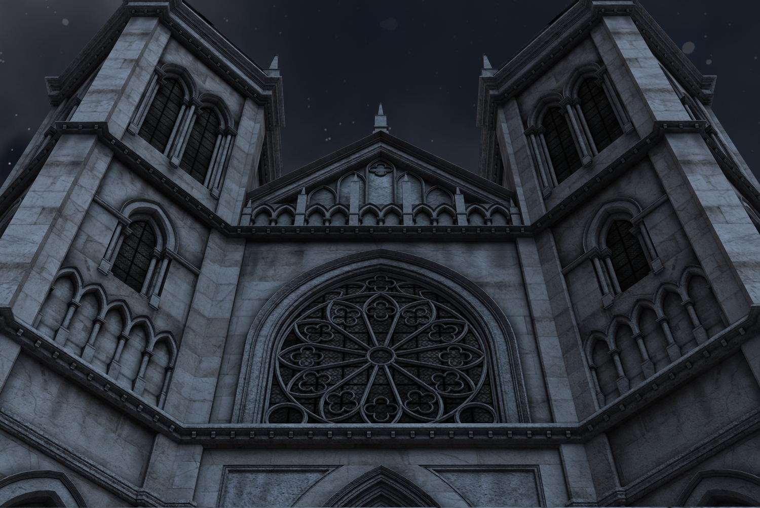 gothic castle 3 by - photo #4