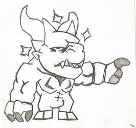 Chibi Demon Thing