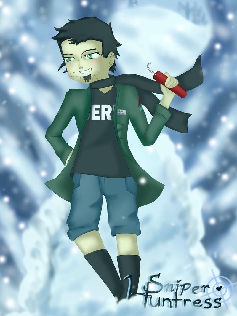 Winter Dan by Sniper-Huntress