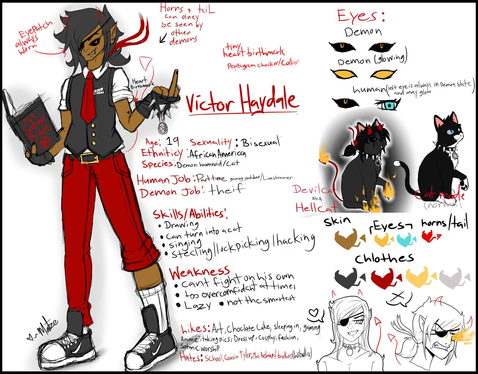 meet my Demon! by Sniper-Huntress