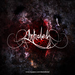 Inhaled Logo, Album Cover by xposedbones
