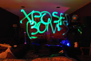 Light Painting 2 by xposedbones