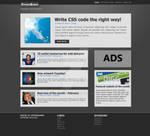 Simple Blog template