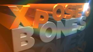 XposedBones - Typography by xposedbones