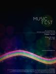 MusicFest Poster
