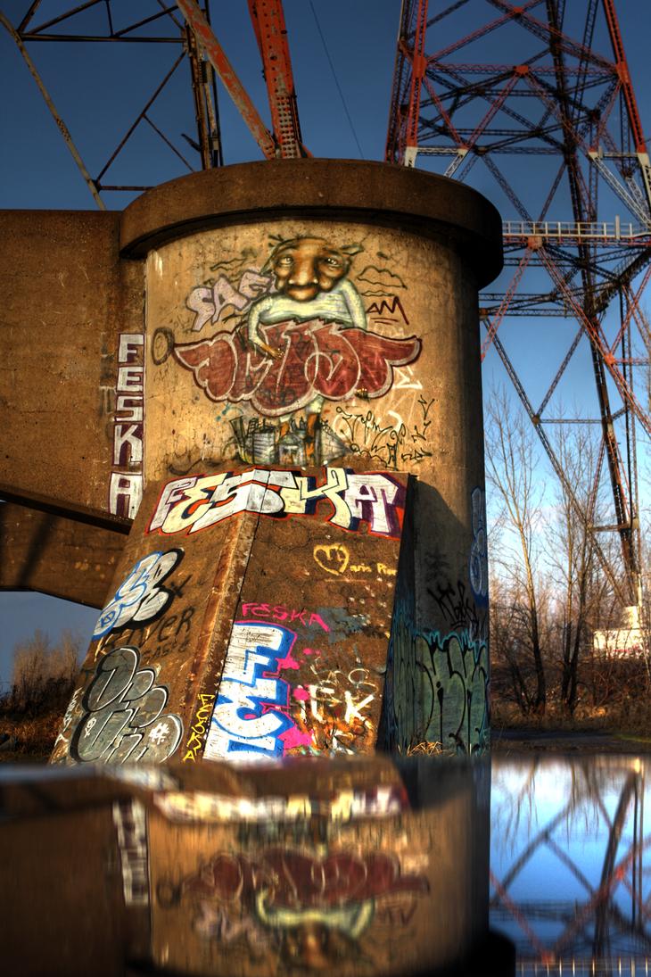 Graffiti by xposedbones