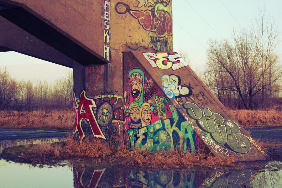 Graffiti 2 by xposedbones