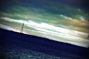 Stormy Clouds by xposedbones