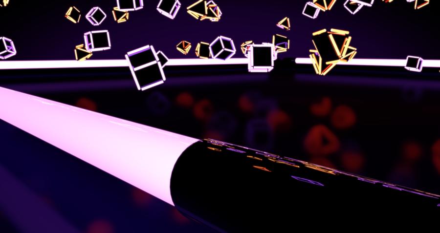 Neon world by xposedbones