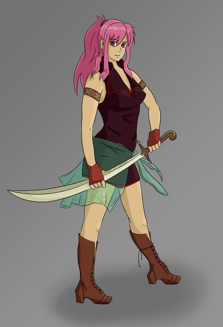 Marisa - Fire Emblem
