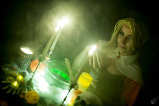 Halloween Witch Mercy