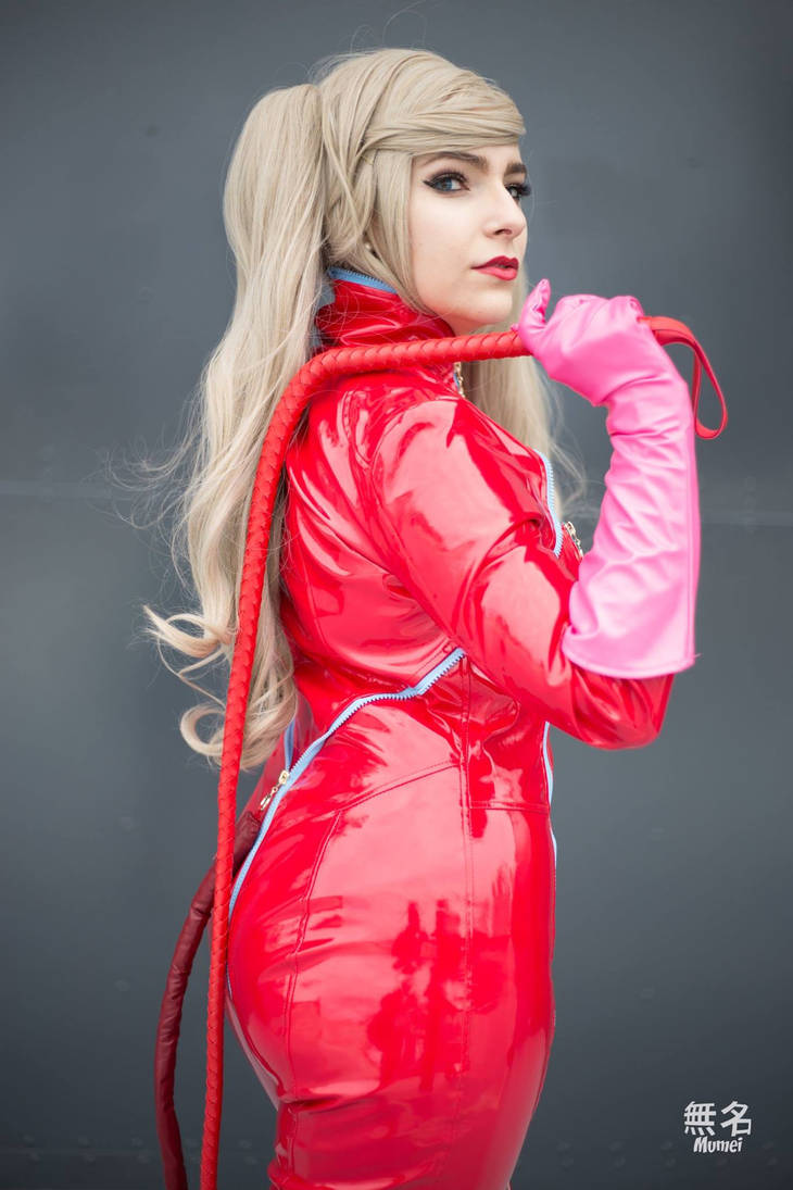 Persona 5 Ann - See you soon~