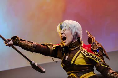 Diablo 3 - On the battlefield by Mars-ii