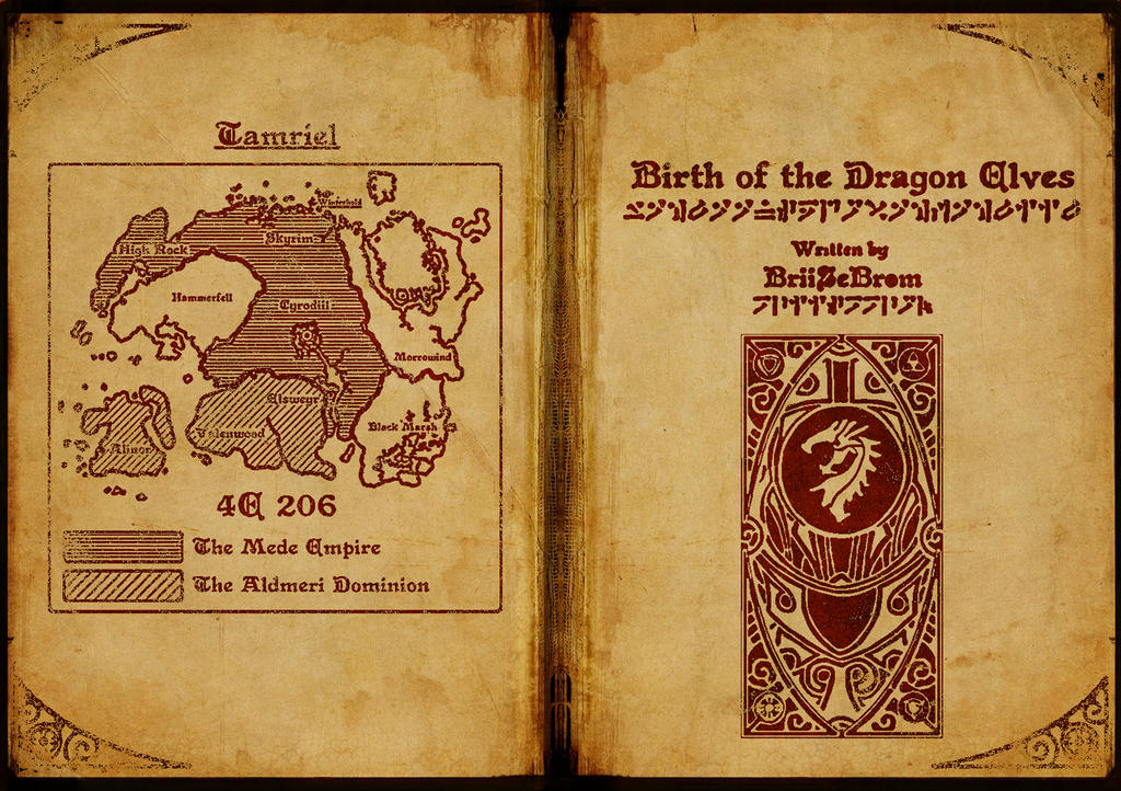 Birth of the Dragon Elves by DovahFahliil