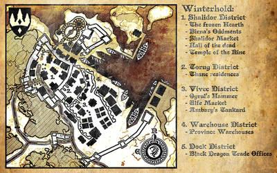 Winterhold Map 4E214 by SkullSmithy