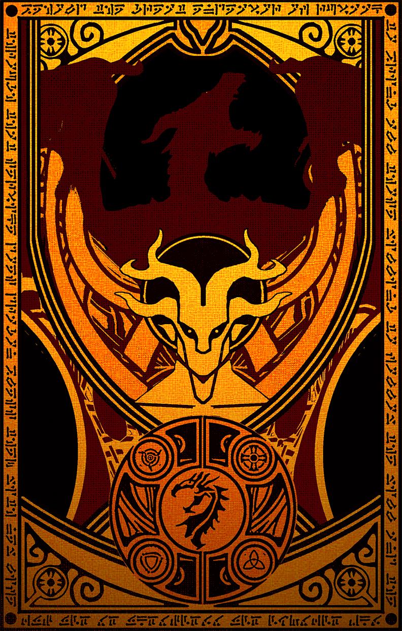 Tapestry-Seal of Ruvaak by DovahFahliil