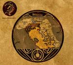 Second Age Map of Nibenay