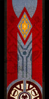 Second Age Flag of the City of Kvatch