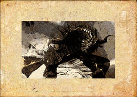 Works of Tavia: The Paarthurnax Plate