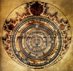Elder Scrolls: The Snow Tower Mundus Cosmograph