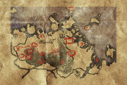 Elder Scrolls: The Winterhold Proposal
