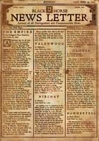 Elder Scrolls: Black Horse Newsletter 2a23 by SkullSmithy