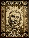 Current Work - Elder Scrolls: Sheogorath