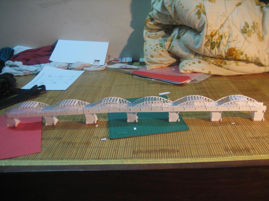 Trang Tien bridge by kakashi92vn