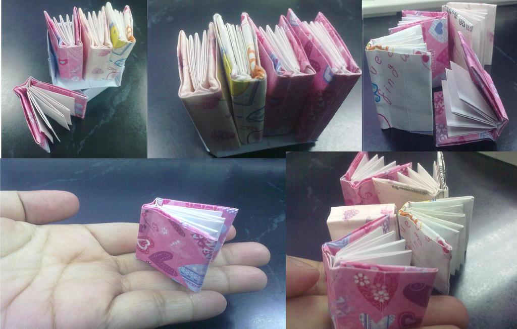 tiny books by kakashi92vn