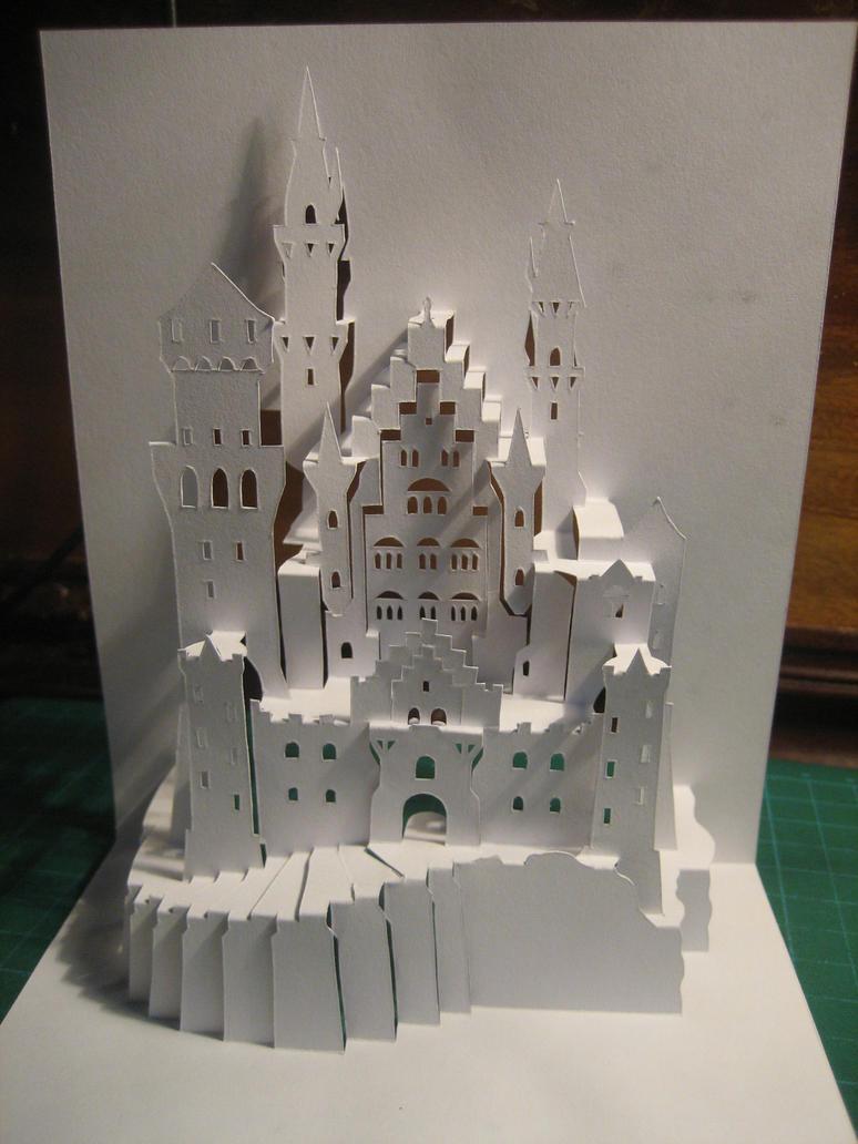 castle by kakashi92vn