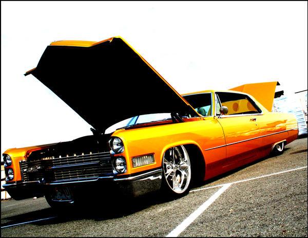 Cadillac by Sapka