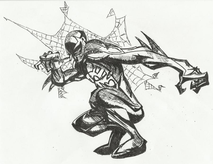 Spider-Man 2099 By Cryogonal On DeviantArt