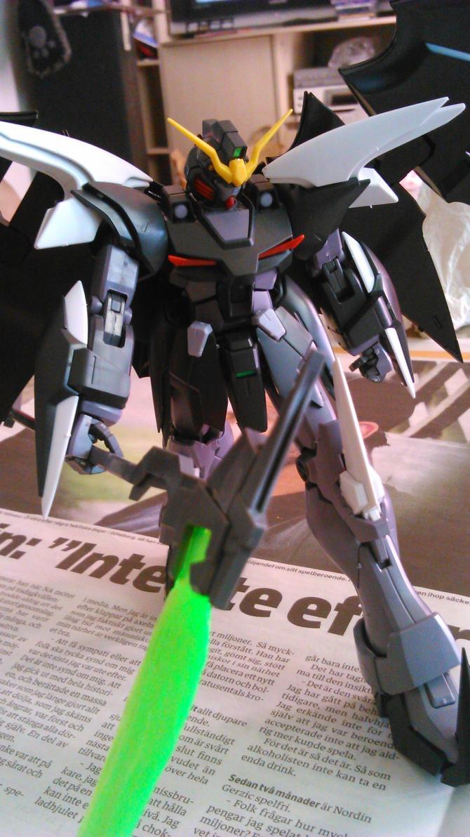 MG Deathscythe Hell EW by MikoKawaii