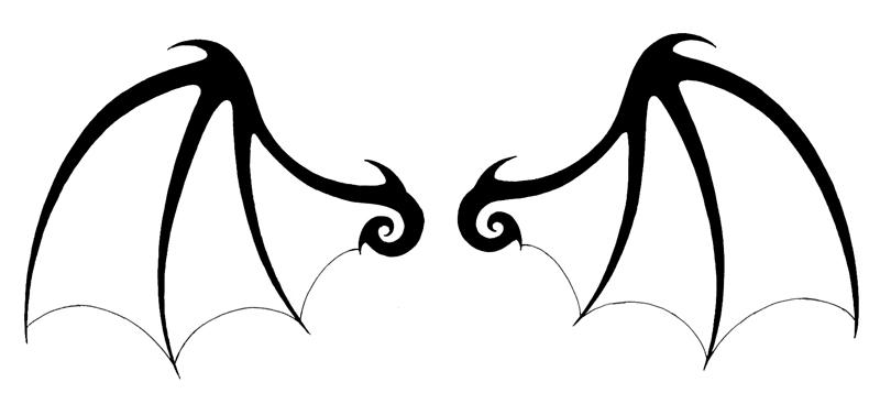 Bat Wing Tattoo Design By Inkbound On Deviantart